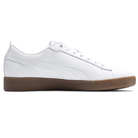 Puma Smash v2 LW 365208 shoes 12 white