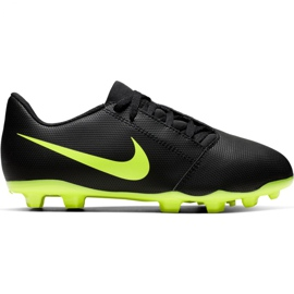 Nike Phantom Venom Club Fg Jr AO0396 007 football shoes black