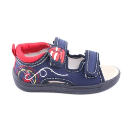 American Club American sandals children's shoes leather insole