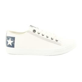 Big star half-boots white 174074