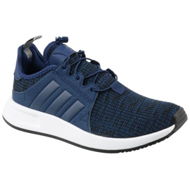 Navy Shoes adidas X_PLR Jr BY9876
