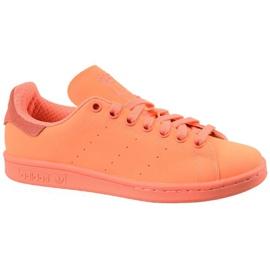 Adidas Stan Smith Adicolor Shoes In S80251 orange