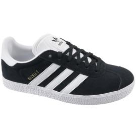 Adidas Gazelle Jr BB2502 shoes black