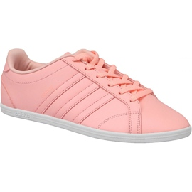 Adidas Vs Coneo Qt shoes in B74554 pink