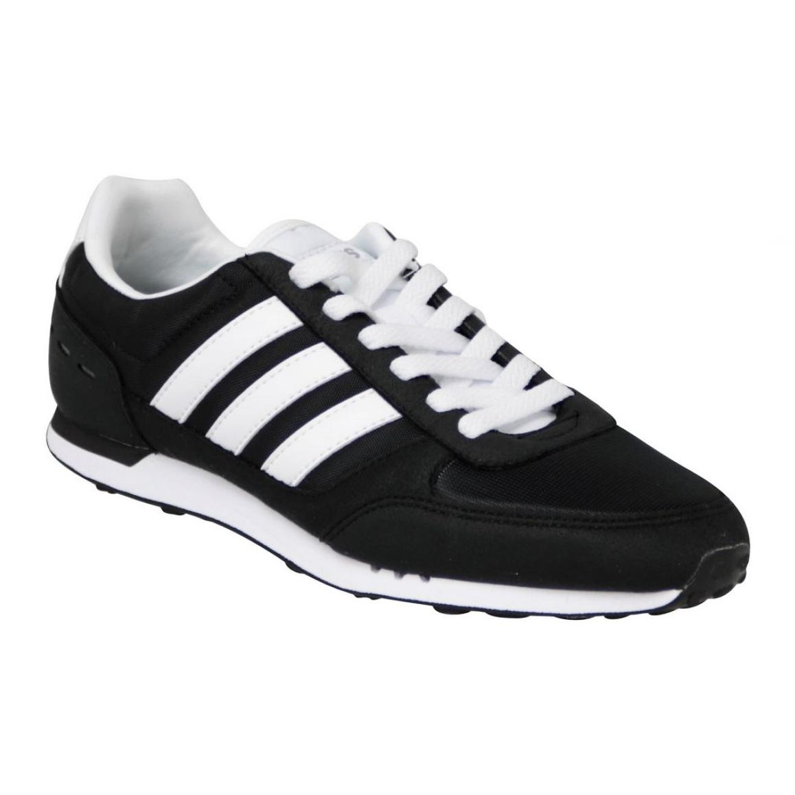 Shoes adidas Neo City Racer M F99329 black
