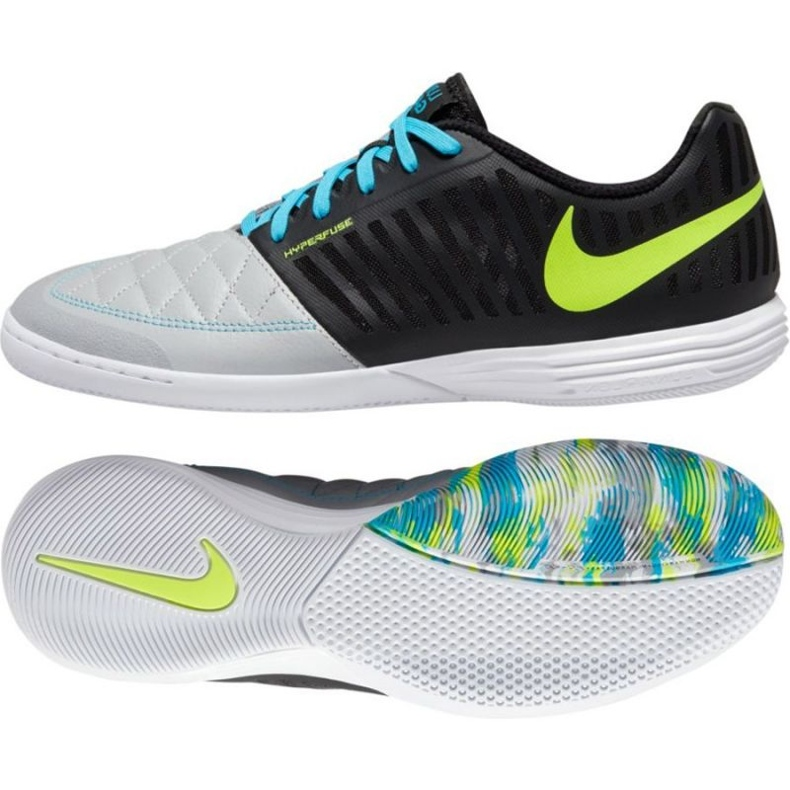 Indoor shoes Nike Lunargato Ii Ic M 580456-070 blue black