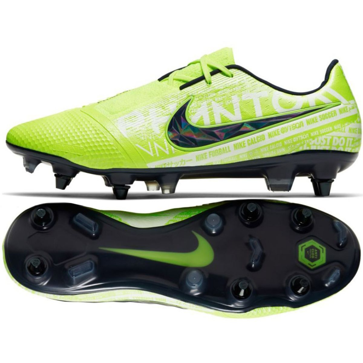 uk availability 698d5 b130c Nike Phantom Venom Elite Sg Pro Ac M AO0575-717 Football Boots
