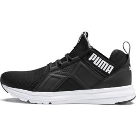 Shoes Puma Enzo Sport M 192593 01 black and white