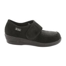 Black Befado women's shoes pu 984D012