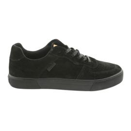 Black Big Star sneakers 174362