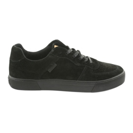 Black Big Star sneakers 174362