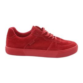 Big Star Red Star Big Sneakers 174364