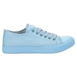 McKey Blue sneakers