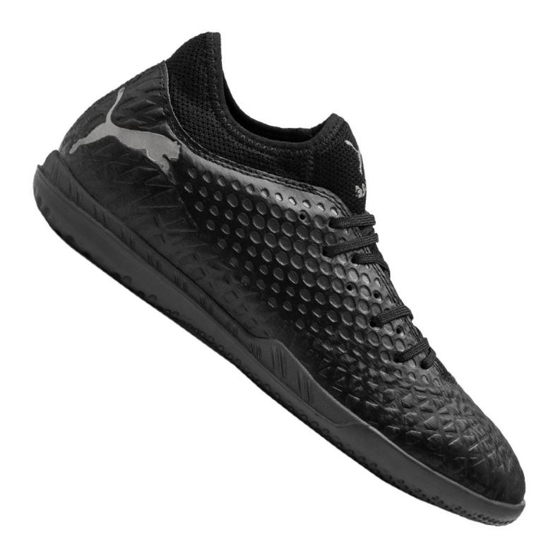 Indoor shoes Puma Future 4.4 It M 105691-02 black black