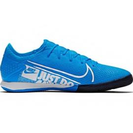 Football shoes Nike Mercurial Vapor 13 Pro Ic M AT8001 414 blue