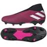 Adidas Nemeziz 19.3 Ll Fg M EF0372 Football Boots multicolored pink