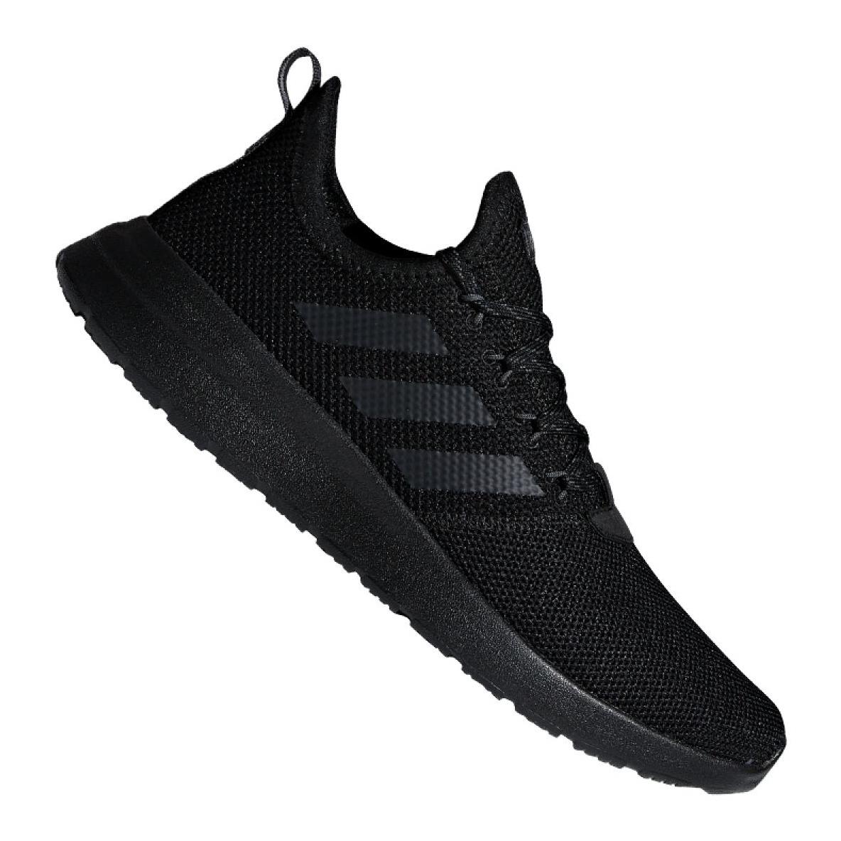 Running shoes adidas Cloudfoam Lite Racer Reborn M F36642 black