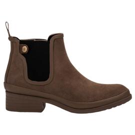 Kylie Booties Jodhpur boots brown