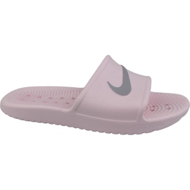 Pink Nike Coffee Shower Slippers 832655-601