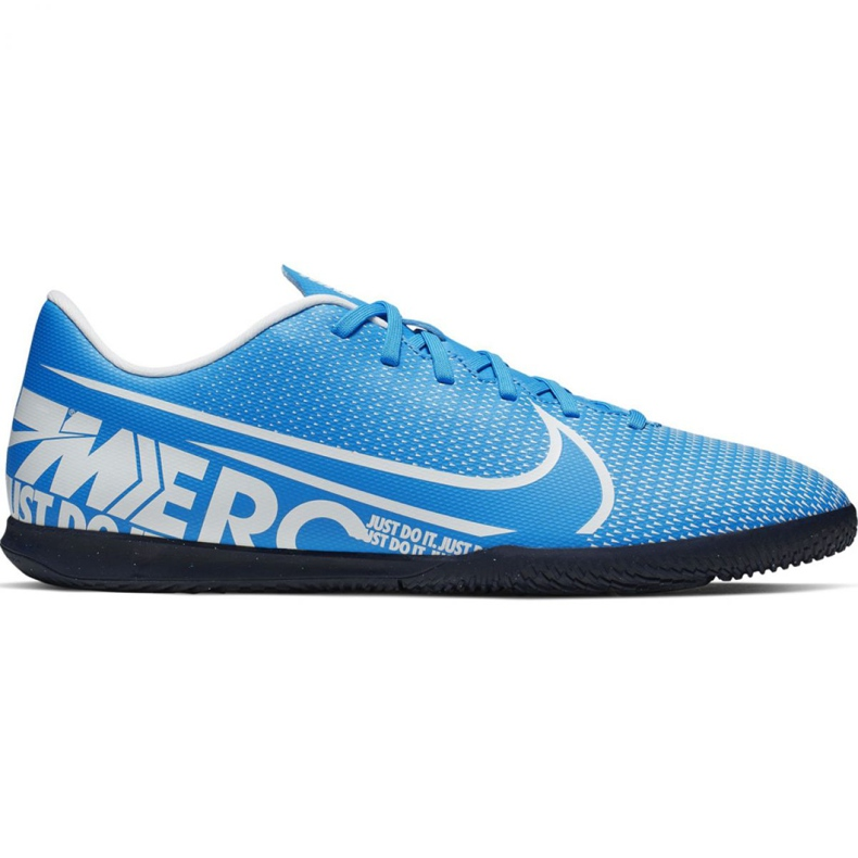 Football shoes Nike Mercurial Vapor 13 Club Ic M AT7997 414 blue