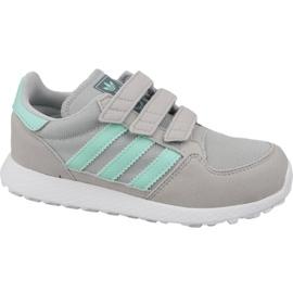 Adidas Originals Forest Grove Cf Jr CG6709 shoes grey