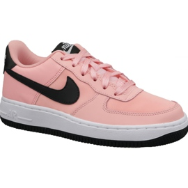 Nike Air Force 1 VDay Gs Shoes W BQ6980-600 pink