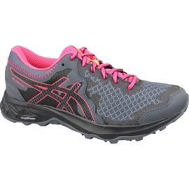 Running shoes Asics Gel-Sonoma 4 W 1012A160-020 grey