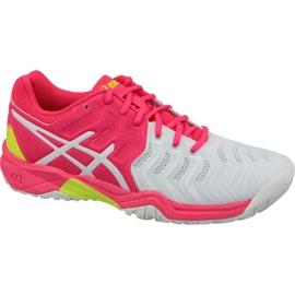 Tennis shoes Asics Gel-Resolution 7 Gs Jr C700Y-116 pink