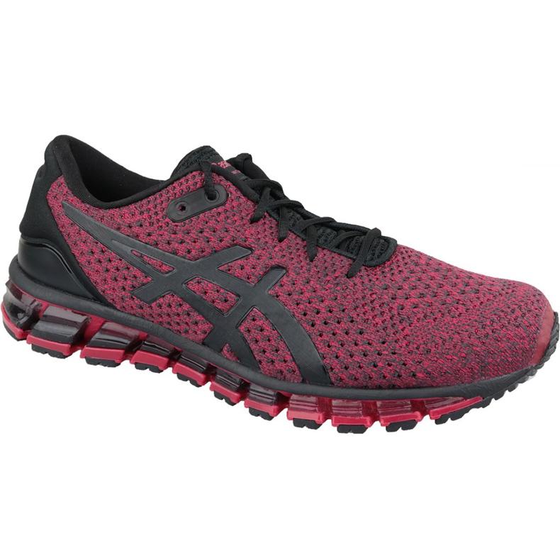 Running shoes Asics Gel-Quantum 360 Knit 2 M T8G3N-001 red