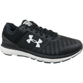 Under Armour black Running Shoes Under Armor Charged Europe 2 M 3021253-003