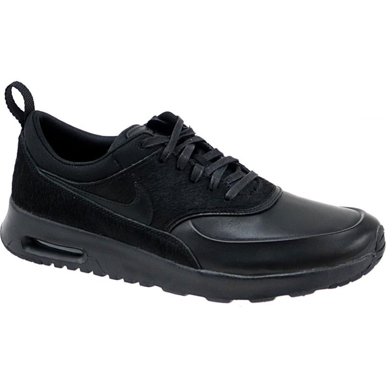Nike Air Max Thea Premium W Schuhe rot im Shop Sneakers