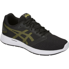 Shoes Asics Patriot 10 Gs Jr 1014A025-002 black