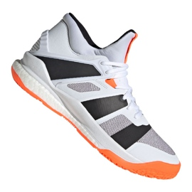 Adidas Stabil X Mid M F33827 shoes white white