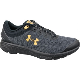 Under Armour grey Under Armor Charged Escape 3 M 3021949-005 running shoes
