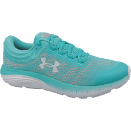 Under Armour blue Under Armor Charged Bandit 5 W running shoes 3021964-301
