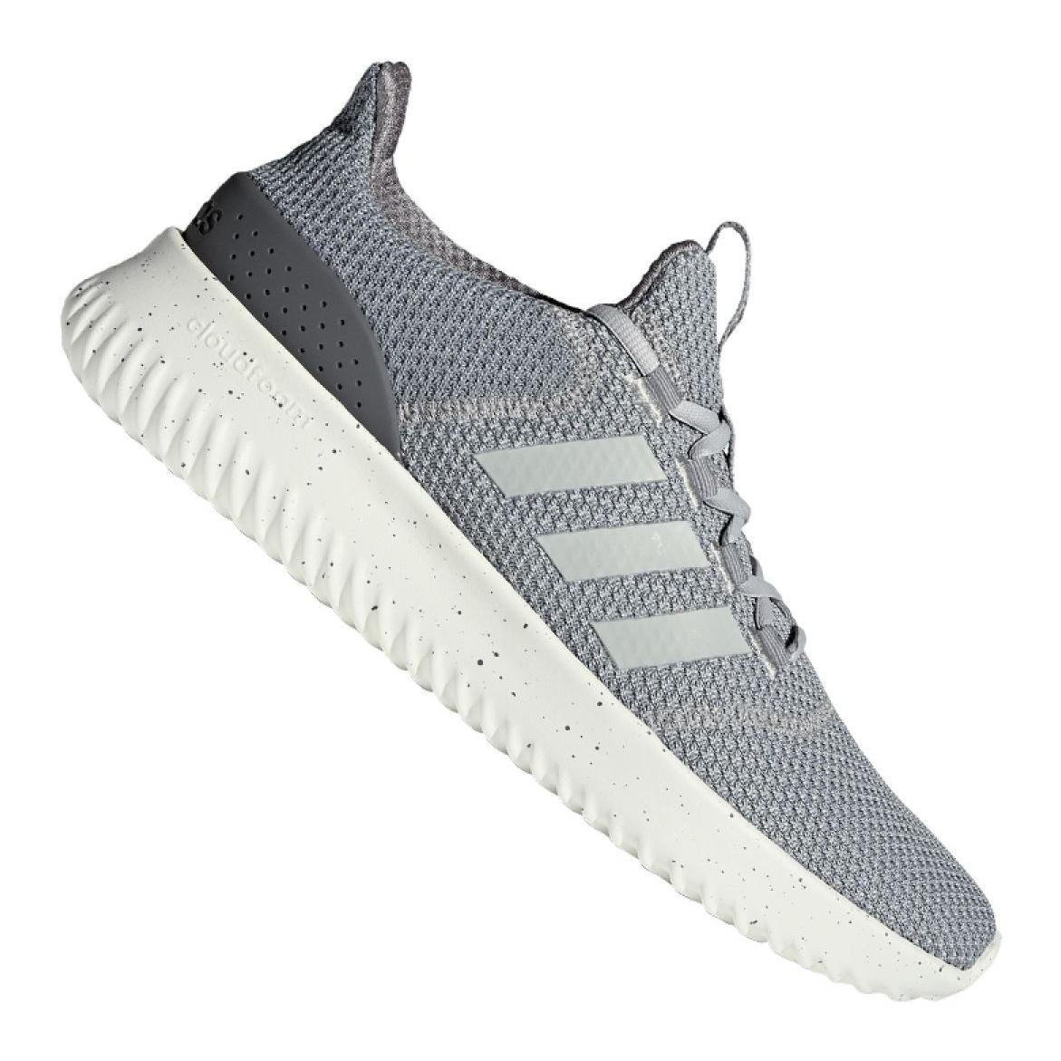 Adidas Cloudfoam Ultimate M F34455 shoes grey