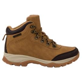 MCKEYLOR Walking Shoes brown
