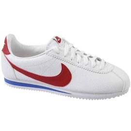 Nike Classic Cortez Leather W 807471-103 shoes white