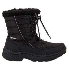 Arrigo Bello black Warm Snow Boots
