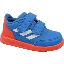 Adidas AltaSport Cf I D96842 shoes blue