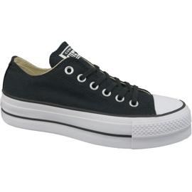 Black Converse Chuck Taylor All Star Lift W 560250C shoes
