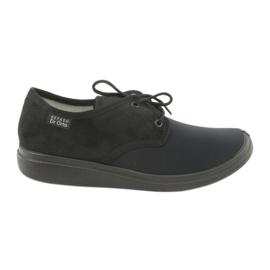 Black Befado women's shoes pu 990M001