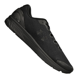 Under Armour black Under Armor Charged Bandit 4 M 3020319-007 shoes