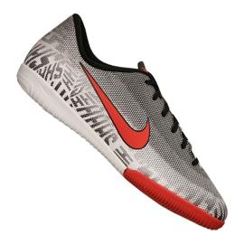 Indoor shoes Nike Jr Vapor 12 Academy Gs Njr Ic Jr AO9474-170 grey grey