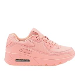 Pink LXC-7500 sports footwear