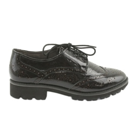 Lace-up shoes Oxford Caprice 23701