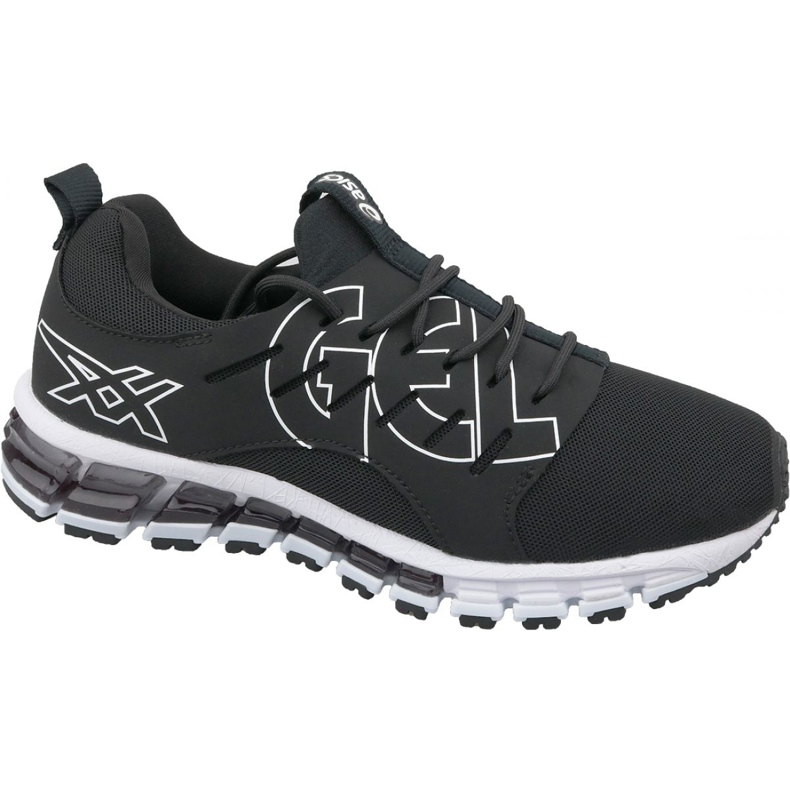 Asics Gel-Quantum 180 Sc Gs Jr T8FVQ-9090 running shoes black