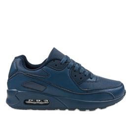 A939-3 navy blue sports footwear