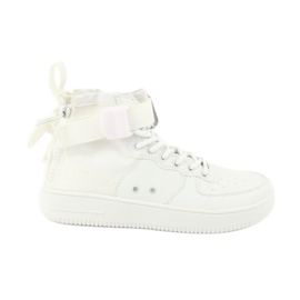 Big star sneakers lacing 274648 white