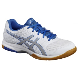 Asics Gel-Rocket 8 M B706Y-0193 volleyball shoes white white